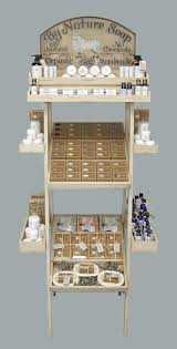 Stall Display Stands Space efficient display beautiful and professional Love it 96