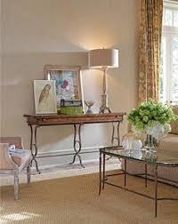 arrondist villette flip top console table by stanley furniture at baer s furniture sandra kowalchuk living room