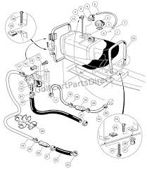 fuel system club car parts & accessories Up 2001 Gas Club Car Wiring Diagram Up 2001 Gas Club Car Wiring Diagram #10 1993 Gas Club Car Wiring Diagram