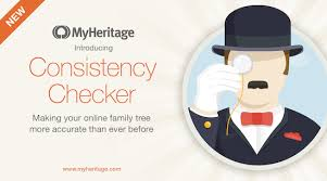 Announcing A New Consistency Checker For Online Family Trees At