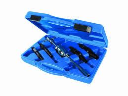 Silverline 297941 12-32mm Blind <b>Inner Bearing Puller</b> Set <b>5pc</b>
