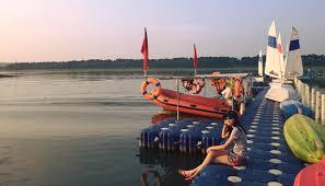 เล่นกีฬาทางน้ำง่ายๆ สบายกระเป๋า ได้ที่...ศูนย์กีฬาทางน้ำ บึงหนองบอน