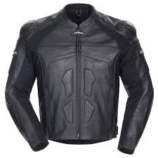 cortech closeouts leather jackets black