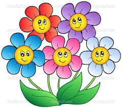 Image result for free cartoon May flowers
