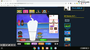 how to make a tasty milkshake in papa s freezeria you moto x3m on coolmath games