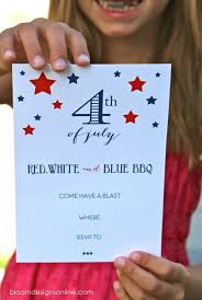 free fourth of july party invitations head to lilluna for the