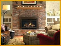 red brick fireplace red brick fireplace living room colors living room colors with red brick fireplace