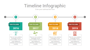 Infographic For Powerpoint Timeline Infographics Powerpoint Template Diagrams