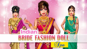 indian bride fashion salon indian salon games by gameiva
