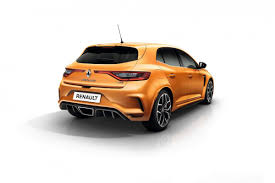 2018 renault megane. beautiful megane 2018 renault megane rs powers into frankfurt with 280hp 18l turbo  all for renault megane
