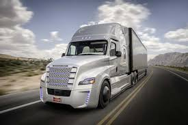 2018 volvo 18 wheeler. simple wheeler daimler is testing its autonomous freightliner inspiration truck in germany  and the us for 2018 volvo 18 wheeler v