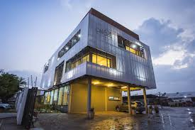 sustainable office building. Sustainable Office Building I