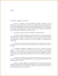 Employer Appeal Letter Sample Best Solutions Of Cover Letter For