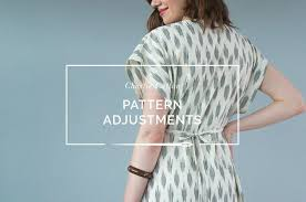 Charlie Jade Size Chart Pattern Adjustments For The Charlie Caftan Sewing Patterns