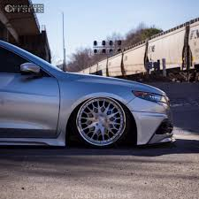 acura tlx 2015 silver. 8 2015 tlx acura bagged vip modular vx910 silver tucked