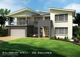 Salisbury MKIII Skillion roof, Home Design, Tullipan Homes