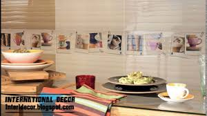 Small Picture Kitchen wall tiles design photos YouTube