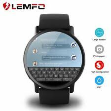 <b>LEMFO Smart</b> Watches for Android | eBay
