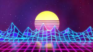 Neon Sunset Wallpapers - Top Free Neon ...