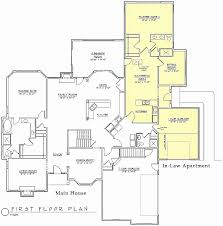 floor and house plans with in law apartment awesome 56 fresh image house plans with in law apartment