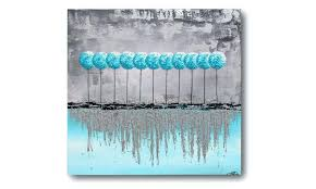teal and gray wall decor inspirational teal grey wall art 111 best art paintings teal turquoise