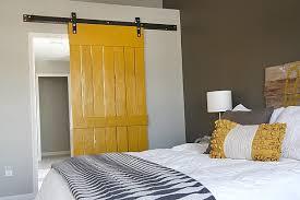 bedroom exterior sliding barn door track system. remodelaholic master bedroom makeover with sliding barn door exterior track system