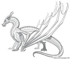 Realistic Dragon Coloring Pages Dragon Coloring Pages For Adults As