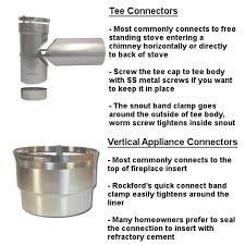 chimney liner kits round stainless steel flexible liner kits