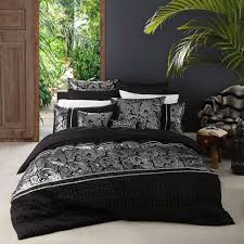 Super King Quilt Covers, Super King Doona Covers | Planet Linen & Dion Slate Quilt Cover Set By Logan & Mason Ultima Adamdwight.com