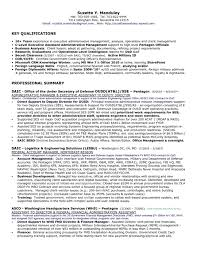 How To Write An Information Technology Federal Resume The Screen