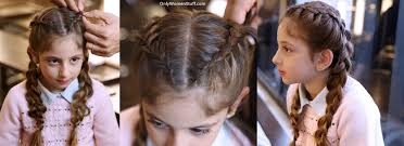 30+ Easy Kids Hairstyles Ideas for Little Girls (Very Cute)