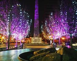 City Launches Inaugural Winter Lights Downtown The City Of