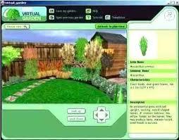 Virtual Backyard Design Classy Garden Design Tool Virtual Garden Design Software Mac Uk