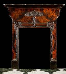 antique art nouveau fireplaces and art deco fireplaces in wood ceramic and marble from westland london with worldwide delivery