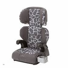 booster car seat for children adjule headrest integrated cup holders