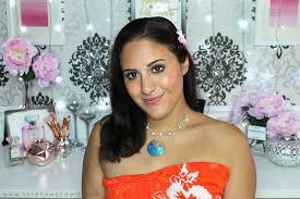 moana vaiana disney princess makeup tutorial how to create an eye makeup look beauty on cut out keep