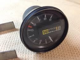 stewart warner stage iii gauges the h a m b