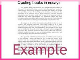 Quoting A Book Delectable Quoting Books In Essays College Paper Academic Service