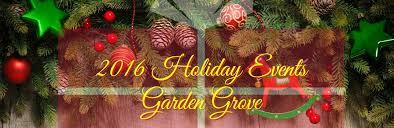 2016 events and activities garden grove ca