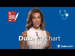 Duke Mychart Duke Health