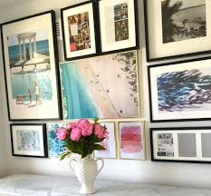 Design A Photo Wall Online How To Create A Gallery Wall And Where To Find Affordable