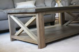 ana white rustic x coffee table diy projects 3154834868 13801