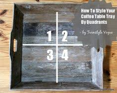 How To Decorate A Coffee Table Tray How To Style Coffee Table Trays Ideas Inspiration Home 64