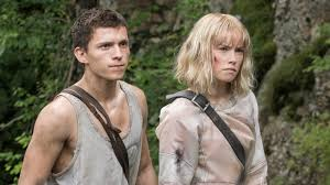 CHAOS WALKING poster released, trailer ...