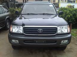 2001 Toyota Land Cruiser Photos, Informations, Articles ...