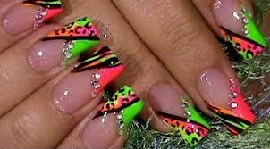 Cool & Trendy Neon Nail Art Designs 2014 | BestStylo.com