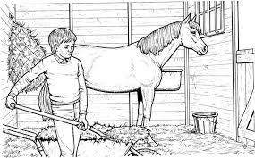 horses jumping coloring pages. Fine Horses Horse Jumping Coloring Pages Animal Intended Horses O