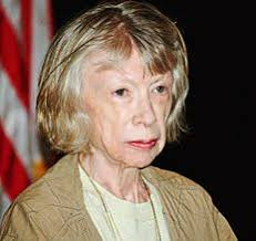 joan didion  joan didion at the brooklyn book festival jpg