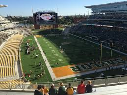 Baylor Football Mclane Stadium Seating Chart Best Picture
