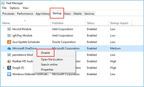 How To Add And Remove Programs From Windows 10 Startup